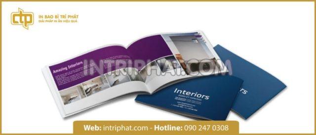 in catalogue theo yêu cầu