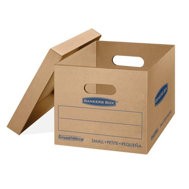 in hộp giấy vận chuyển