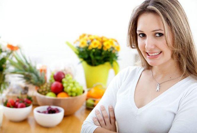 cách tăng cân sau sinh
