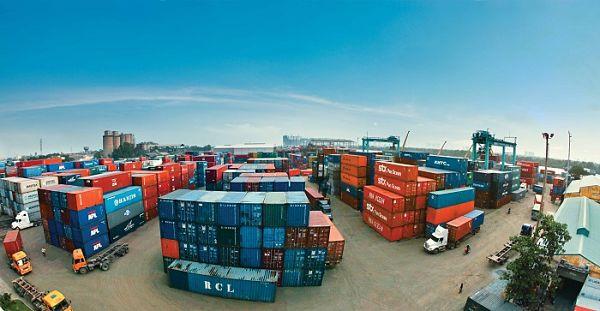Dịch vụ vận chuyển vận tải container nội địa uy tín tphcm