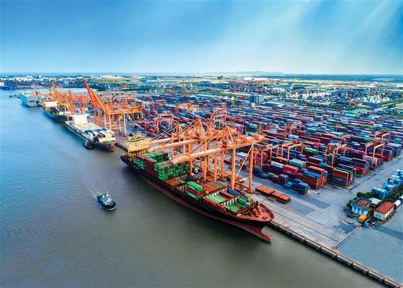 quy trình nhập khẩu hàng hóa